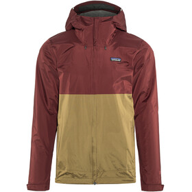 Patagonia Torrentshell Jacket Men oxide red
